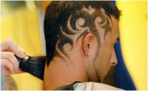 Мъжко постригване и бръснарство