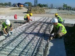 Строител – Армировка и бетон