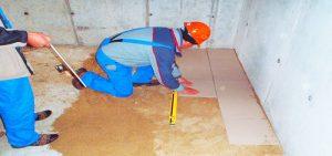 Строител – Вътрешни облицовки и настилки